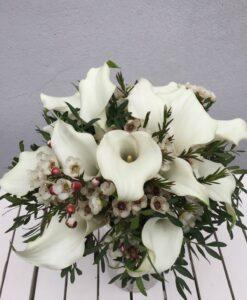 Luxusní kytice z kal
