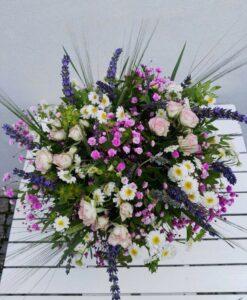 Letní potěšení - úžasná kytice pro každou ženu