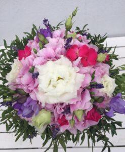 Romantická letní kytička