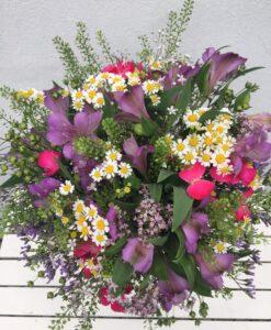 Dárková letní kytice