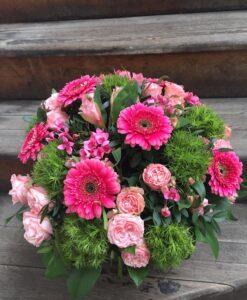 Velká romantická kytice