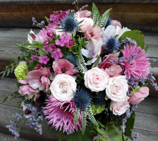 Krásná kytice pro maminku